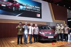 东风风光580印尼市场首发新车命